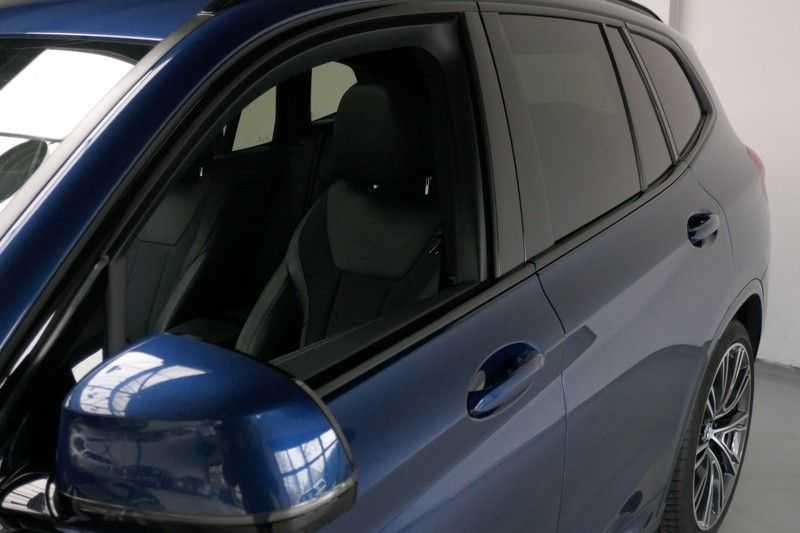 BMW X3 xDrive30d High Executive M Sport Edition afbeelding 9