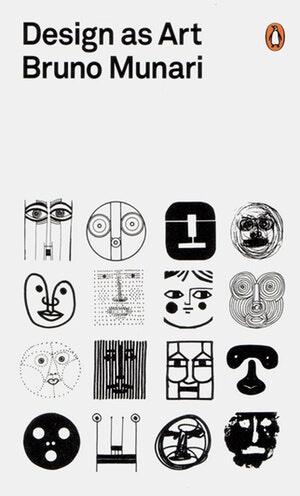 Image of Bruno Munari's book Design as Art