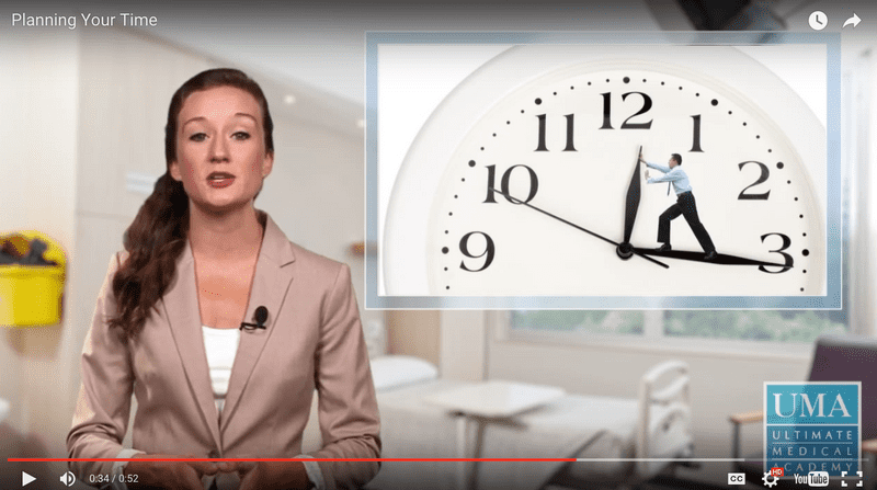 Time Management Tips: Planning Your Time [Video]