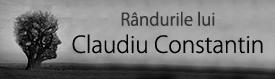 Banner blog Claudiu Constantin