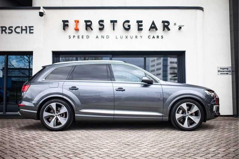 Audi Q7 3.0 TDI E-Tron Quattro Sport *Matrix-LED / BOSE / ACC / Pano / Prijs Ex BTW* afbeelding 9