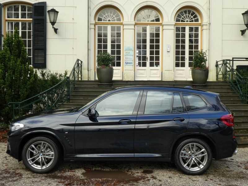 BMW X3 xDrive20i, M-sportpakket, Panorama afbeelding 8