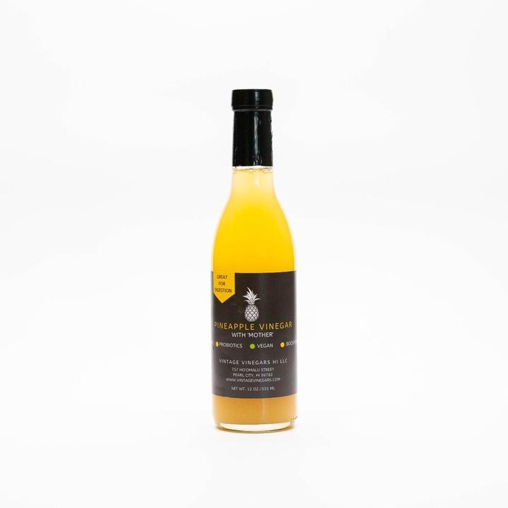 Vintage Vinegar | Raw Pineapple Vinegar