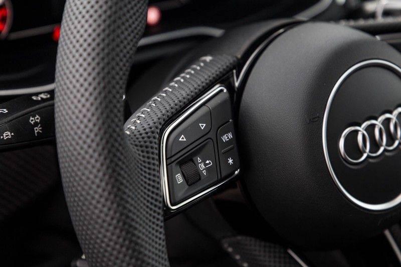 Audi RS4 Avant 2.9 TFSI quattro   450PK   Sportonderstel Plus   Panoramadak   Inleg Carbon   B&O   Sportdifferentieel   Head-up afbeelding 23