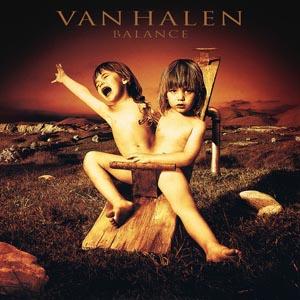 Van Halen Balance Album Cover