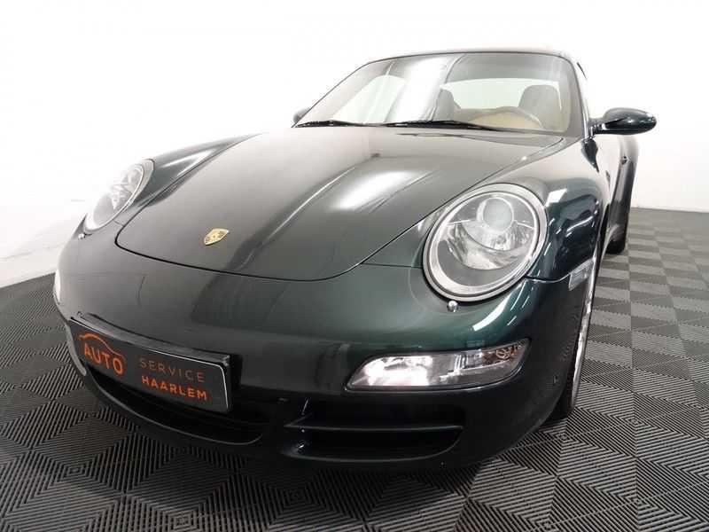 Porsche 911 [997] 3.6 Carrera 4 Tiptr Automaat, Schuifdak, Xenon, Full, orig 54 dkm afbeelding 21