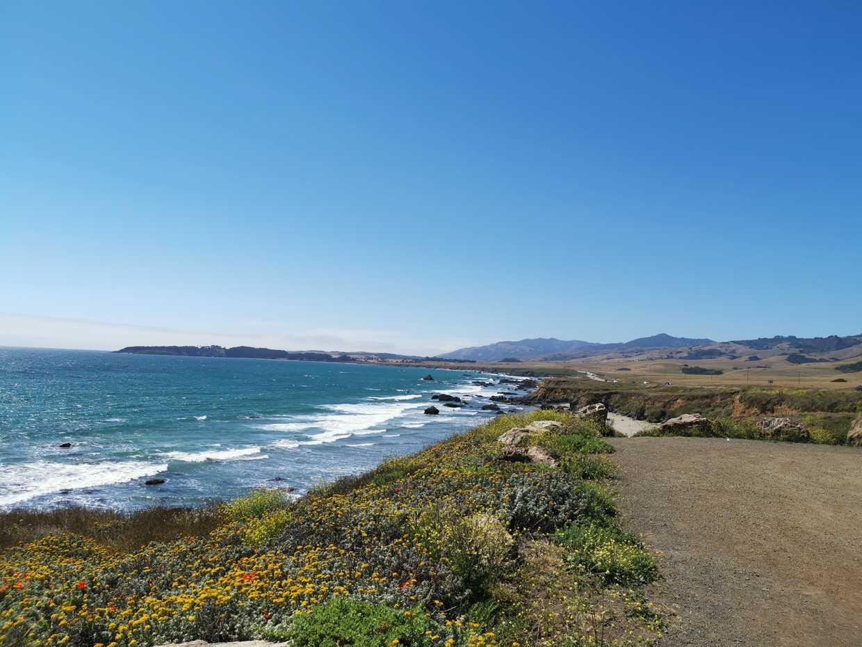 California 1, première partie : LA  ➡️ SF cover image