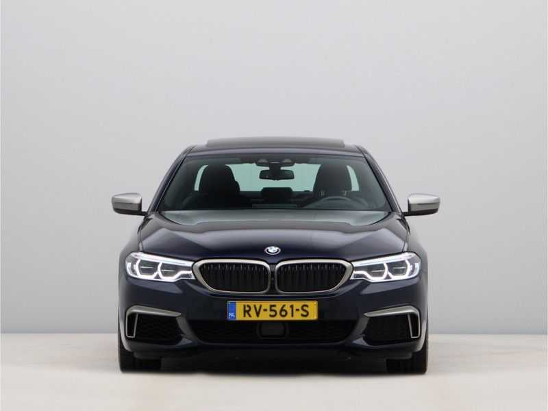 BMW 5 Serie M550d xDrive High Executive . afbeelding 2