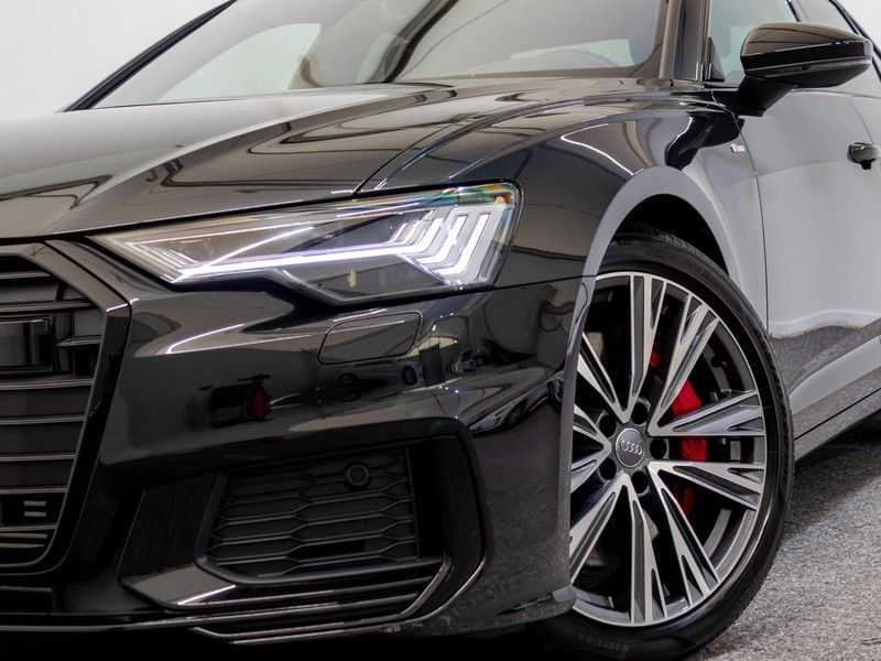 Audi A6 55 TFSI e quattro Competition Plug in Hybrid | 367PK | S-Line | B&O Sound | Nachtzicht | Camera | Adapt.Cruise | Head-Up | Trekhaak | Full Option | afbeelding 7