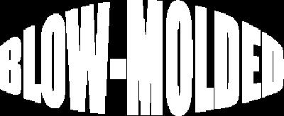 Blow-Molded logo