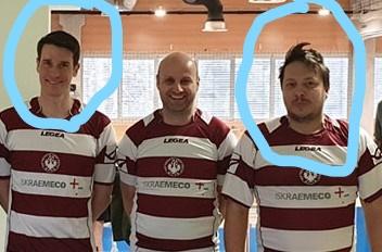 """Vidna oseba kluba je Jure Stojanovič (povsem desno), ki mali nogomet igra z našim podžupanom Janijem Černetom.....Član UO Jure je po zagotovilu predsednika Fekonje eden od tistih, ki bi lahko kreditirali klub s 300 000 evri. Si bo kdo med njimi """"kupil"""" predsedniško mesto? Počakajmo..."""