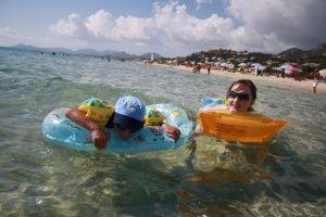 Ozdravný pobyt od moře - Kateřina, maminka šestiletého Samuela
