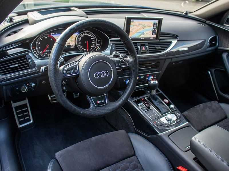 Audi RS6 Avant 4.0 TFSI RS6 quattro performance Pro Line Plus afbeelding 9