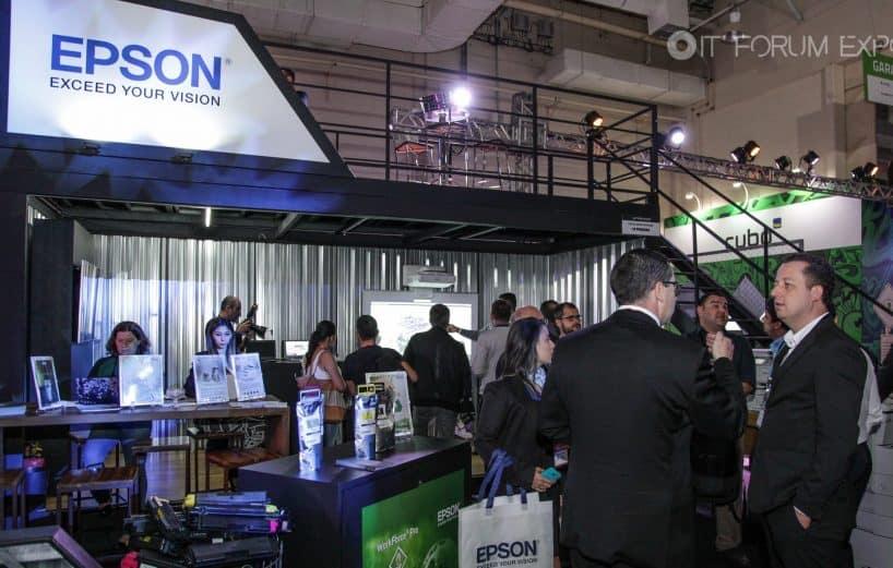 IT Forum - Epson - Expo Transamérica - São Paulo, SP
