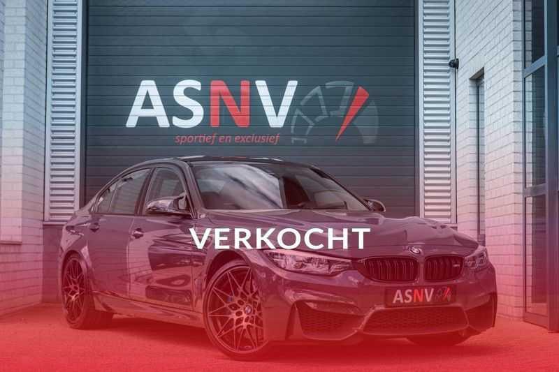 BMW 3 Serie M3 Competition DCTA, 450 PK, Facelift, Akrapovic, Harman/Kardon, Head/Up, LED, Surround View, Carbon, 2017, Org. NL!! afbeelding 25