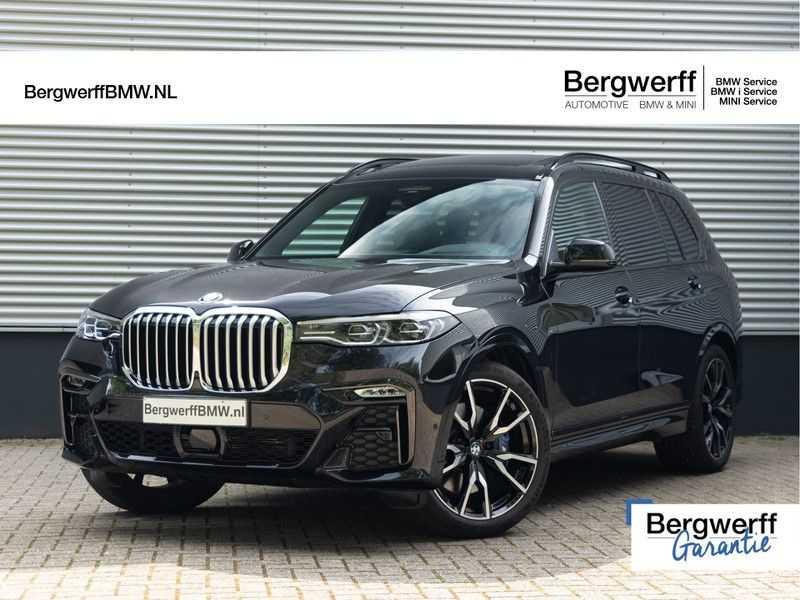 BMW X7 xDrive40i High Executive - M-Sport - Trekhaak - 7-Zits - ACC afbeelding 1