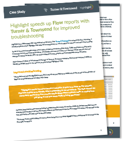 Turner and Townsend speed up Flow Case Study thumbnail