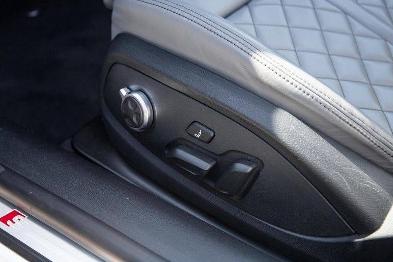 Audi S5 Cabriolet 3.0 TFSI S5 quattro | 354 PK | S-Line | B&O Sound | Assistentie City-Parking | S-Sportstoelen | Virtual Cockpit | Keyless-entry | Massage-Stoelen | afbeelding 25