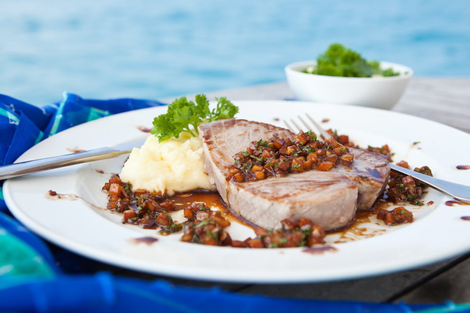 Ocean Divine Luxury Surf Yacht Charter Boat Maldives Cuisine