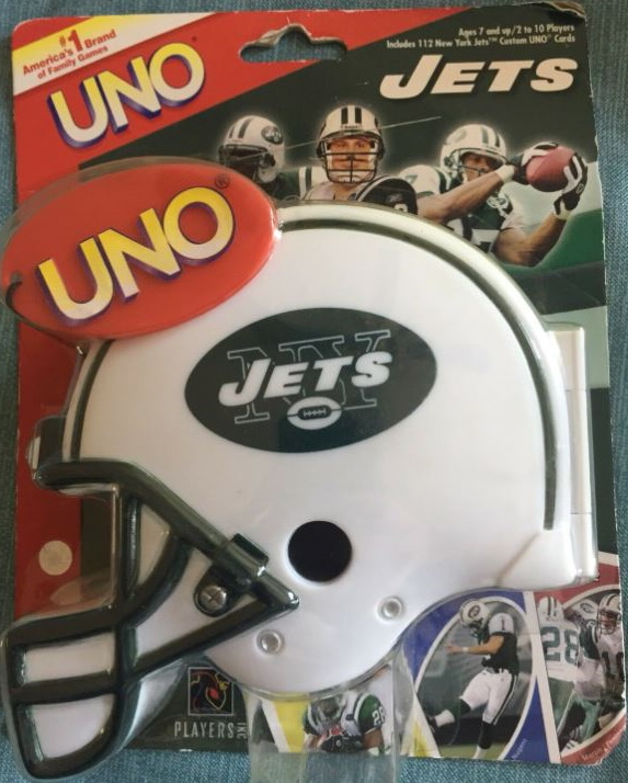 New York Jets Uno (2006)