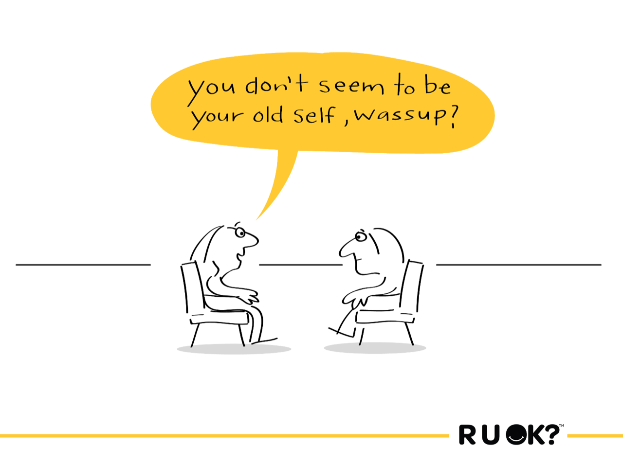 Make RUOK DAY Every Day – Not Just September 9