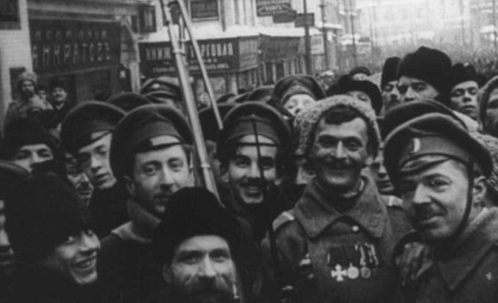 «Годовщина революции» — дебют Дзиги Вертова