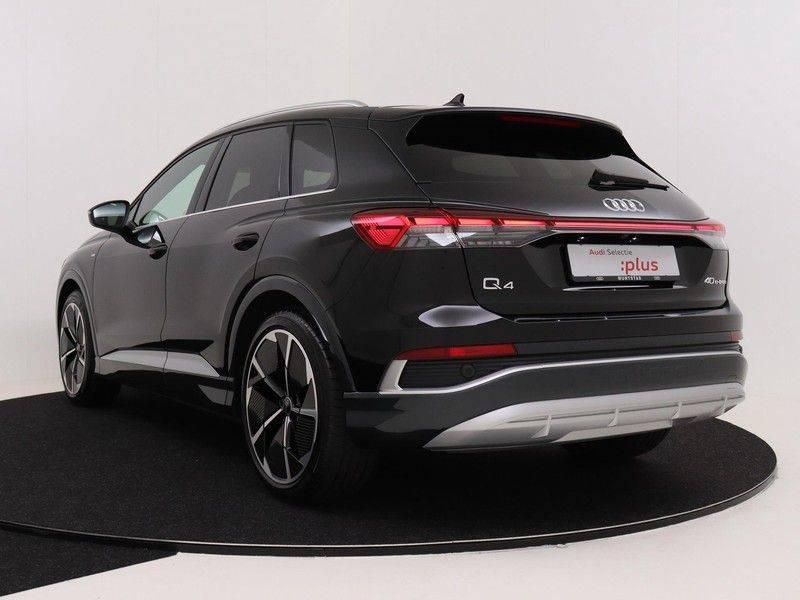 Audi Q4 40 e-tron Launch edition S Competition | Panoramadak | Lederen bekleding | Sonos | Head-up display afbeelding 7