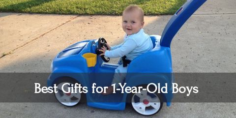 10 Best Gifts for One-Year-Old Boys