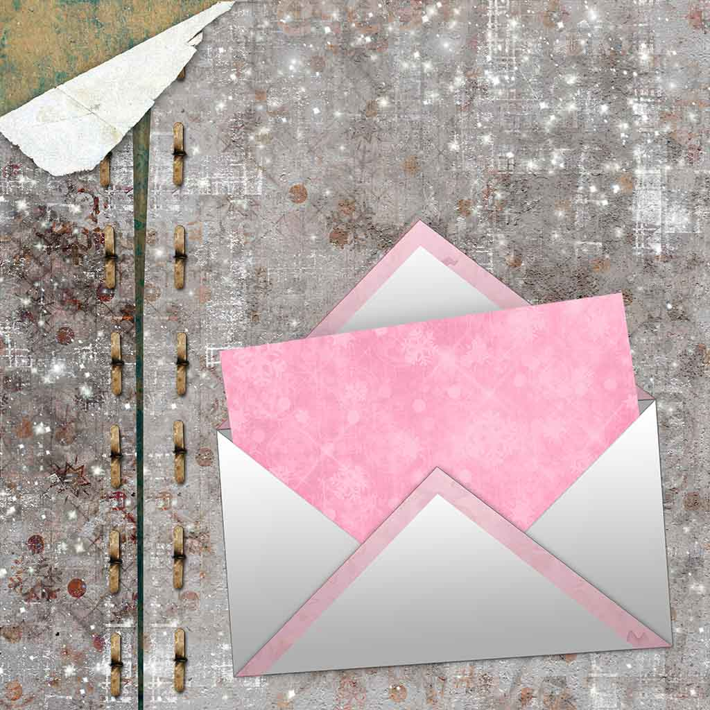 Pink envelope: Guddu's Lucky Day, a story for kids