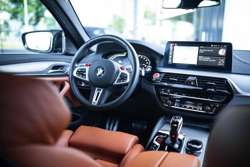 BMW 5 Serie M5 Competition *M Sportuitlaat / Laserlight / Harman/Kardon / ACC* afbeelding 4
