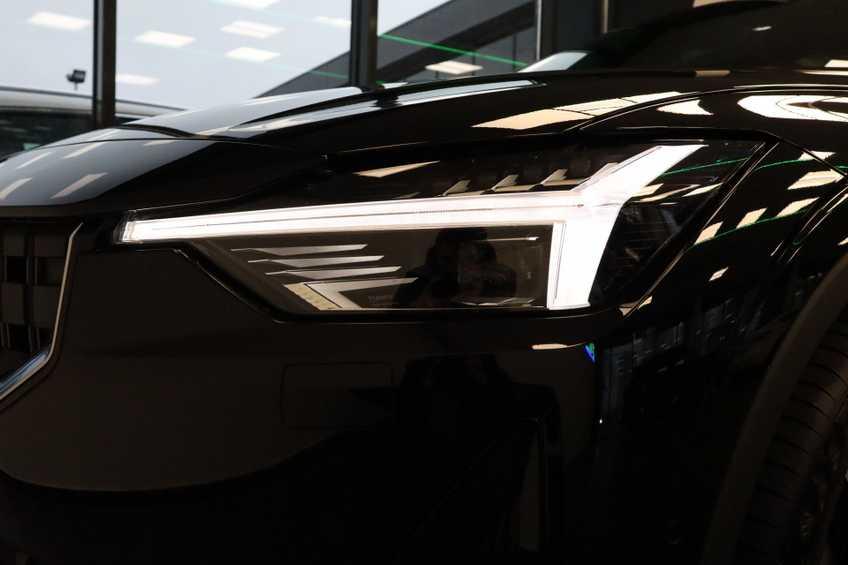 "Polestar 2 Launch Edition EX BTW! 8 % bijtelling 20""LM Direct Leverbaar ! afbeelding 8"