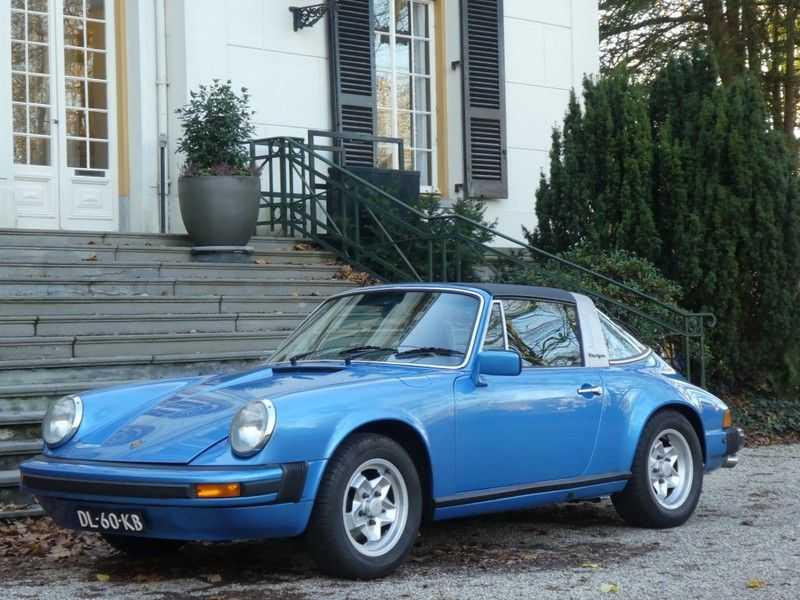 Porsche 911 3.0 SC Targa, Nederlandse auto, history compleet afbeelding 21