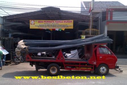 Toko Besi Penjual Besi UNP Kanal U yang Murah di Jakarta
