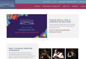 Charlottesville symphony thumbnail