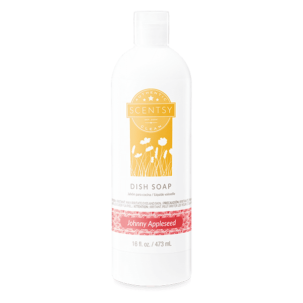 Johnny Appleseed Dish Soap
