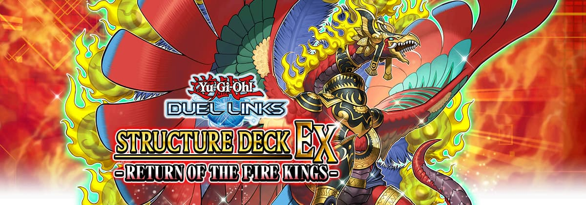 Release: Return of the Fire Kings | YuGiOh! Duel Links Meta