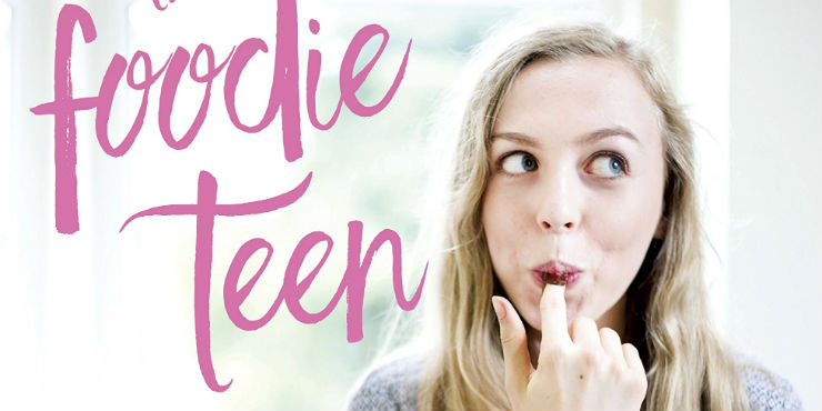 The foodie teen by Alessandra Peters