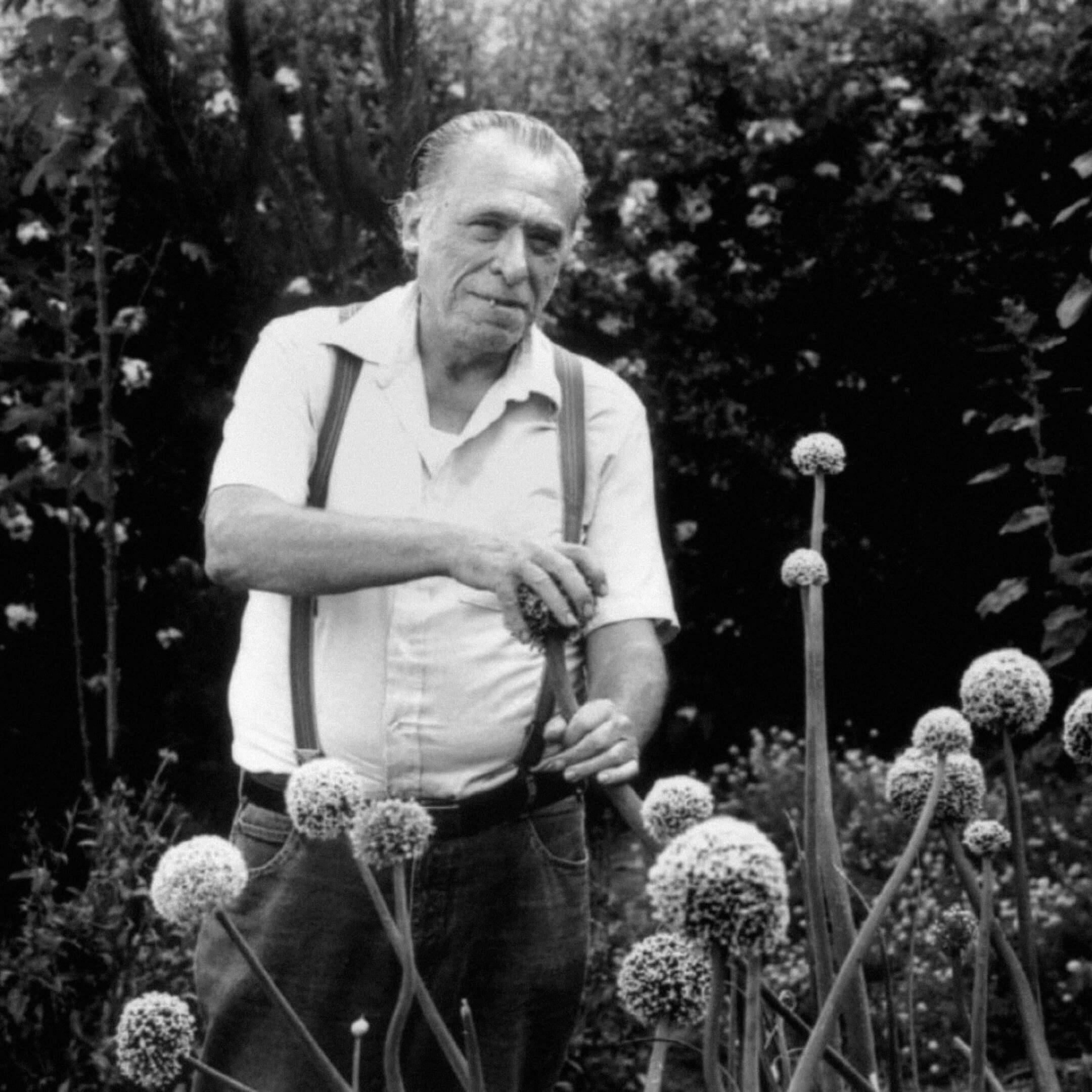 Кадр издокументального фильма «Буковски» (Bukowski: Born into This), режиссер Джон Даллаган, 2003