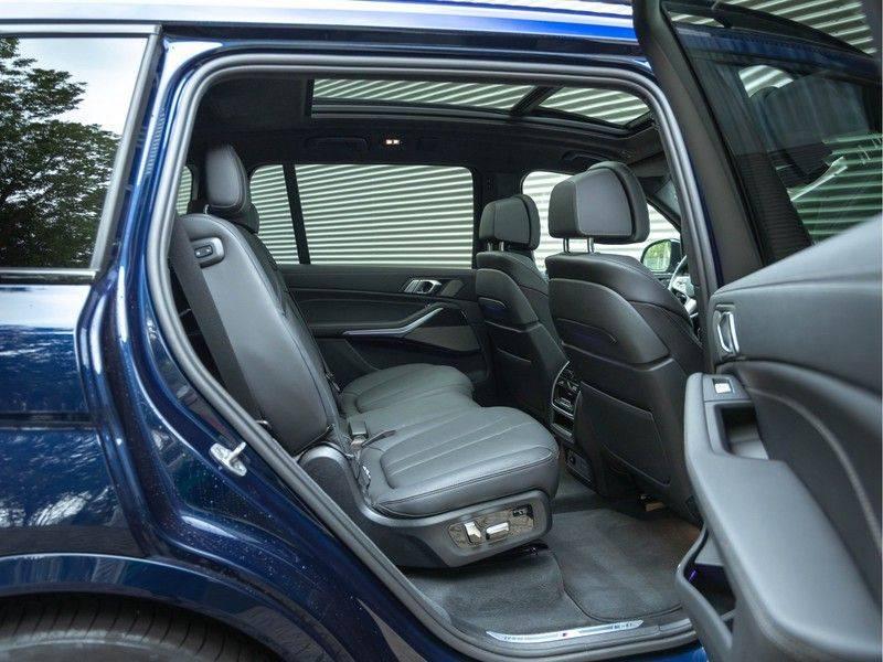 BMW X7 xDrive40i High Executive - M-Sport - Trekhaak - 7-Zits - ACC afbeelding 15