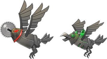 Enemy birds