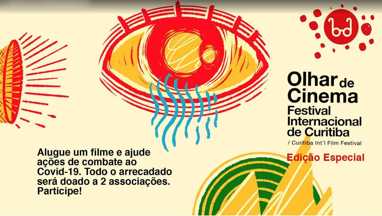 começa o festival olhar de cinema online