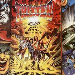 Trixter self-titled album cover