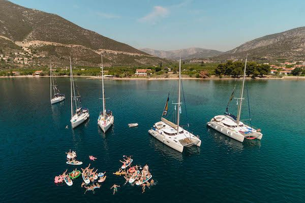 Why You Should Choose Greek Saronic Islands For Your Sailing Holiday
