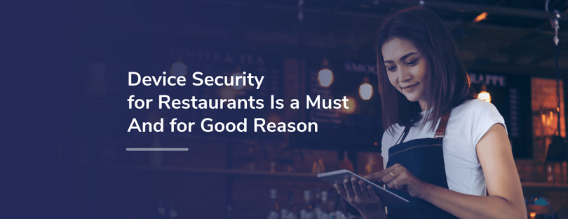Are Restaurants Losing More Customers By Ignoring Mobile Security?