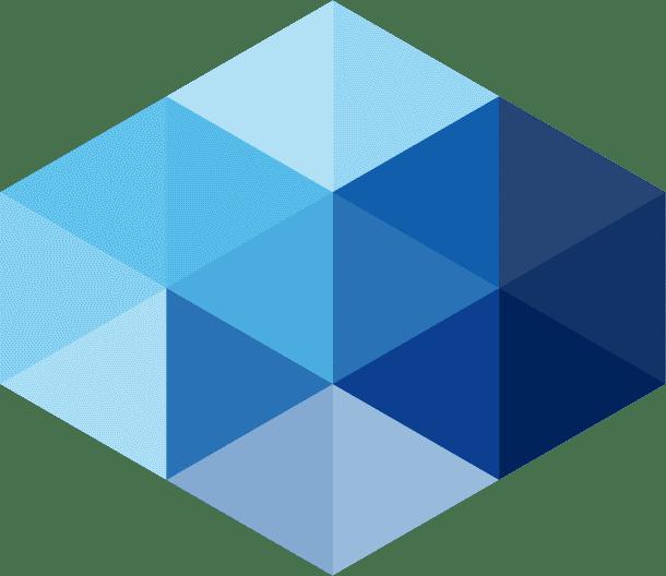 Jetblue mosaic icon