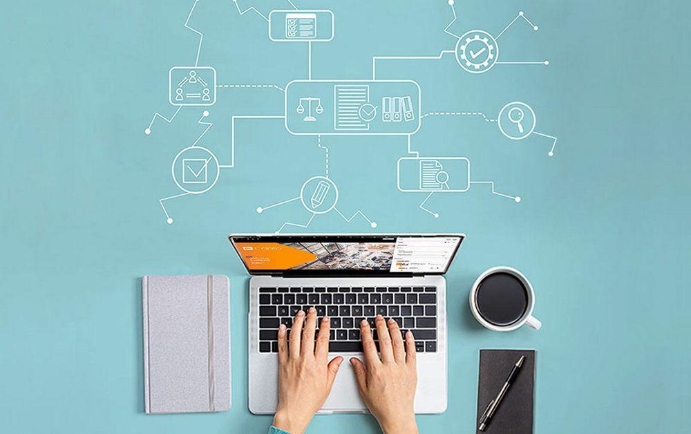 Enterprise document management