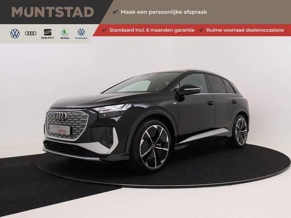 Audi Q4 40 e-tron Launch edition S Competition | Panoramadak | Lederen bekleding | Sonos | Head-up display