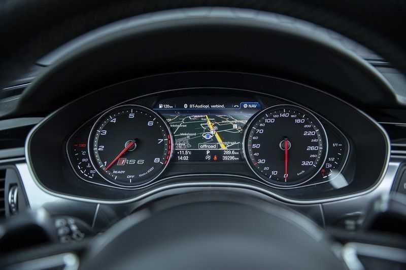 Audi RS6 Performance Pro Line Plus 4.0 TFSI quattro 605PK BTW + Keramisch + Carbon + Nardo Grey + Panoramadak + 4 nieuwe banden afbeelding 20