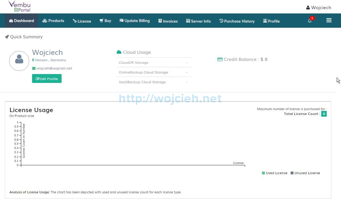 Vembu BDR Suite Review - 1
