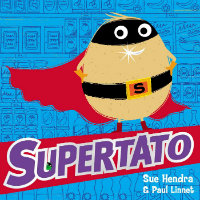 Waveney Kids' Book Festival: Supertato stories and crafts